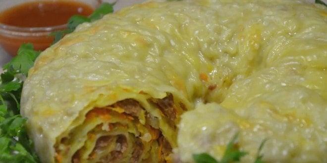 Пошаговые рецепты приготовления ханума