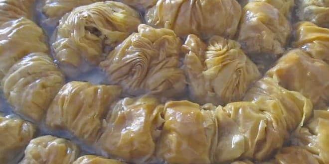 Вкусная пахлава в домашних условиях по рецепту с фото