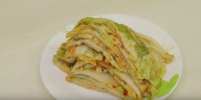 Как приготовить капусту по-корейски в домашних условиях по рецепту с фото