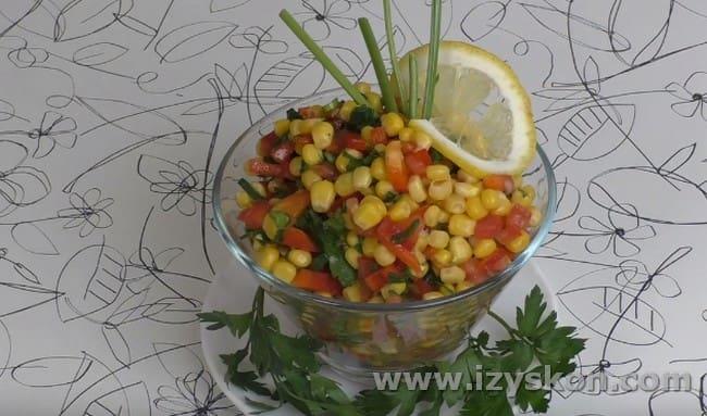 Можно также готовить разные соусы для салатов из свежих овощей.