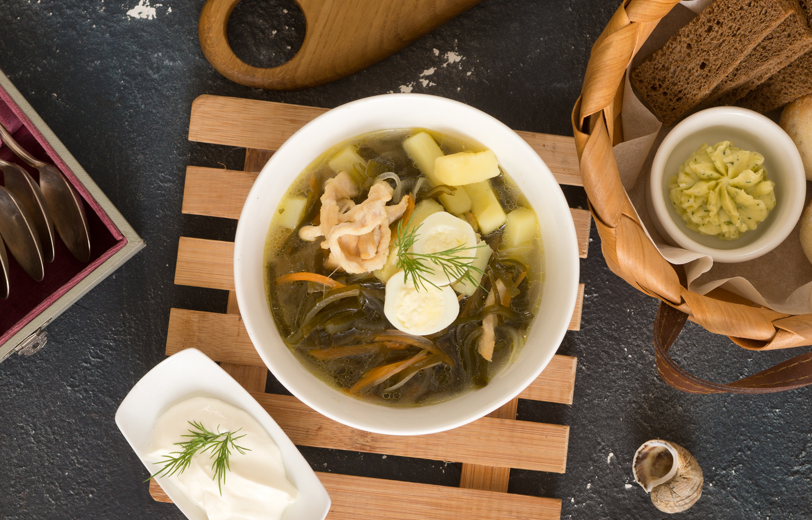 Дальневосточный суп — рецепт